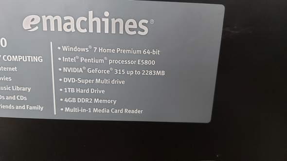 PC Upgrade?