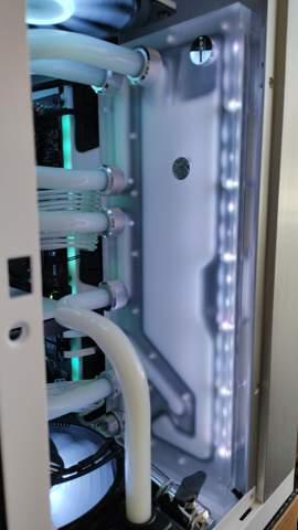 PC Wasserkühlung Acryl polieren?