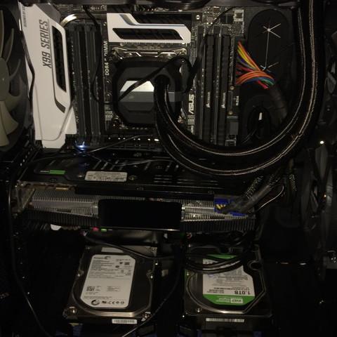 Meine Hardware - (PC, Error, PC-Problem)