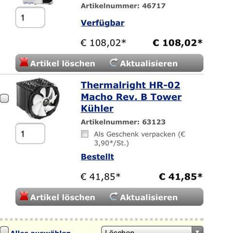 Kühler - (Computer, PC, Games)