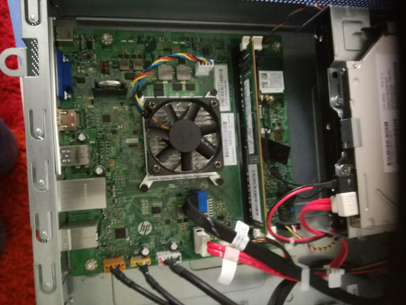PCIe Adapter Grafikkarte anschließen?