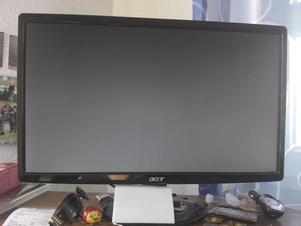 Graue Streifen - (PC, Windows, Grafikkarte)