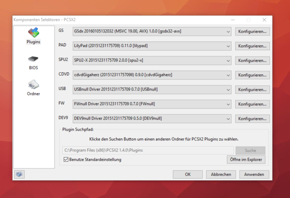 Plugins - (Plug-in, Bug, BIOS)