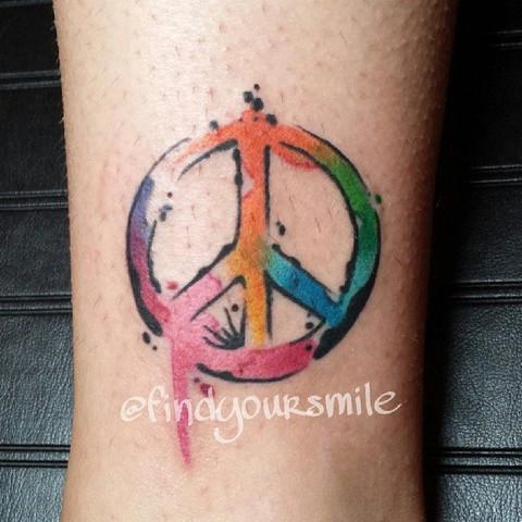 ii - (Tattoo, Freiheit)