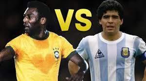 Pele vs Maradona?