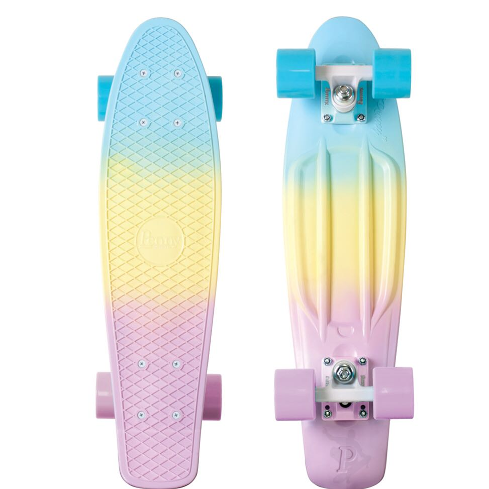penny board kaufen cool pennyboard farbig. Black Bedroom Furniture Sets. Home Design Ideas