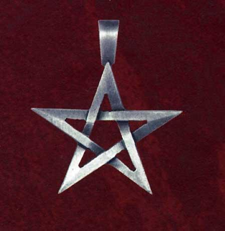 Pentagramm - (Magie, hexen, Zauberei)