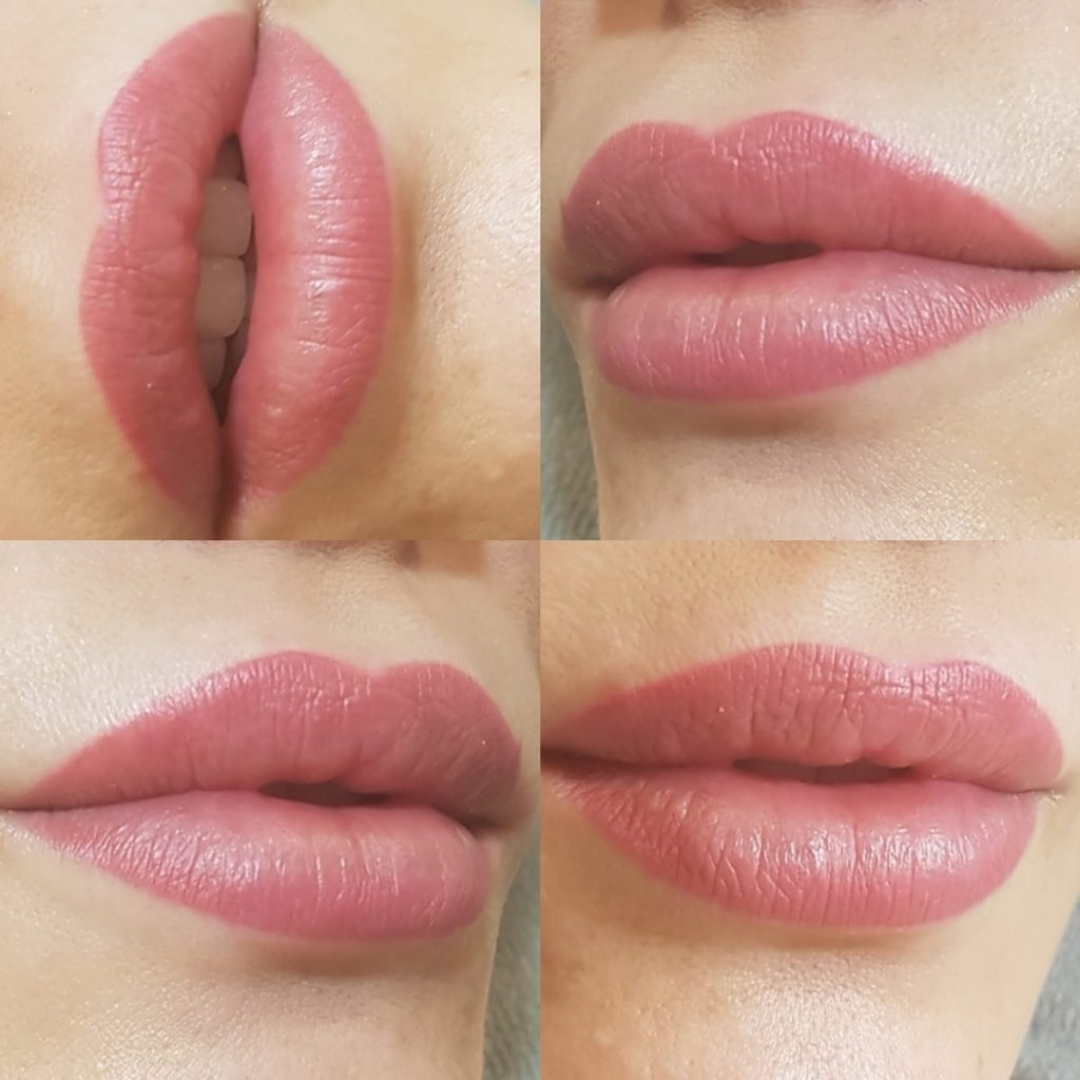 permanent makeup lippen wer hat erfahrung frauen. Black Bedroom Furniture Sets. Home Design Ideas