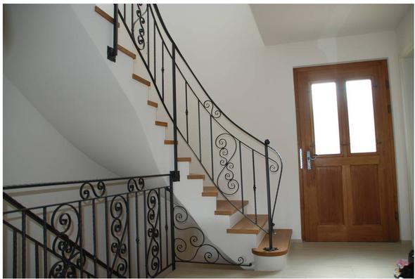 Treppengeländer Streichen Holz persönliche meinung findet ihr diese treppengeländer schön wohnen