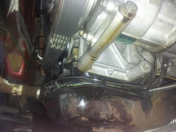 foto 1 - (Auto, KFZ, Öl)