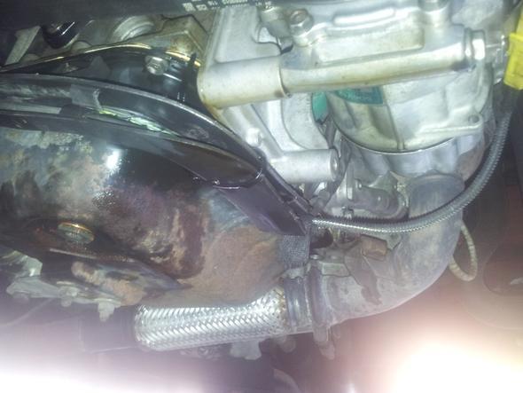 foto 2 - (Auto, KFZ, Öl)