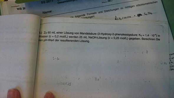 Beispiel - (Chemie, Biologie, ph-Wert)