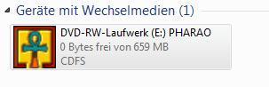DVD Laufwerk - (Windows 7, Fehler, Fehlermeldung)