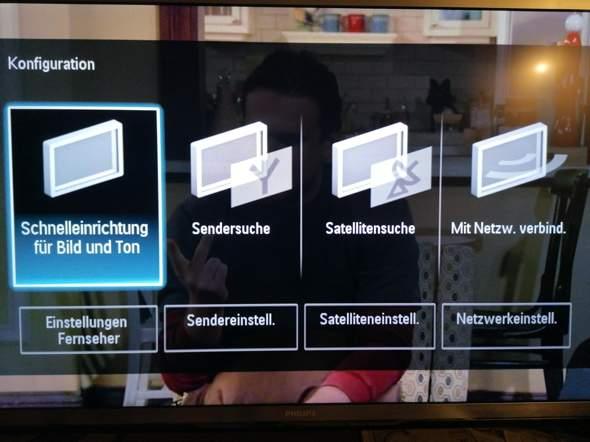 Philip Fernseher Untertitel ausschalten?