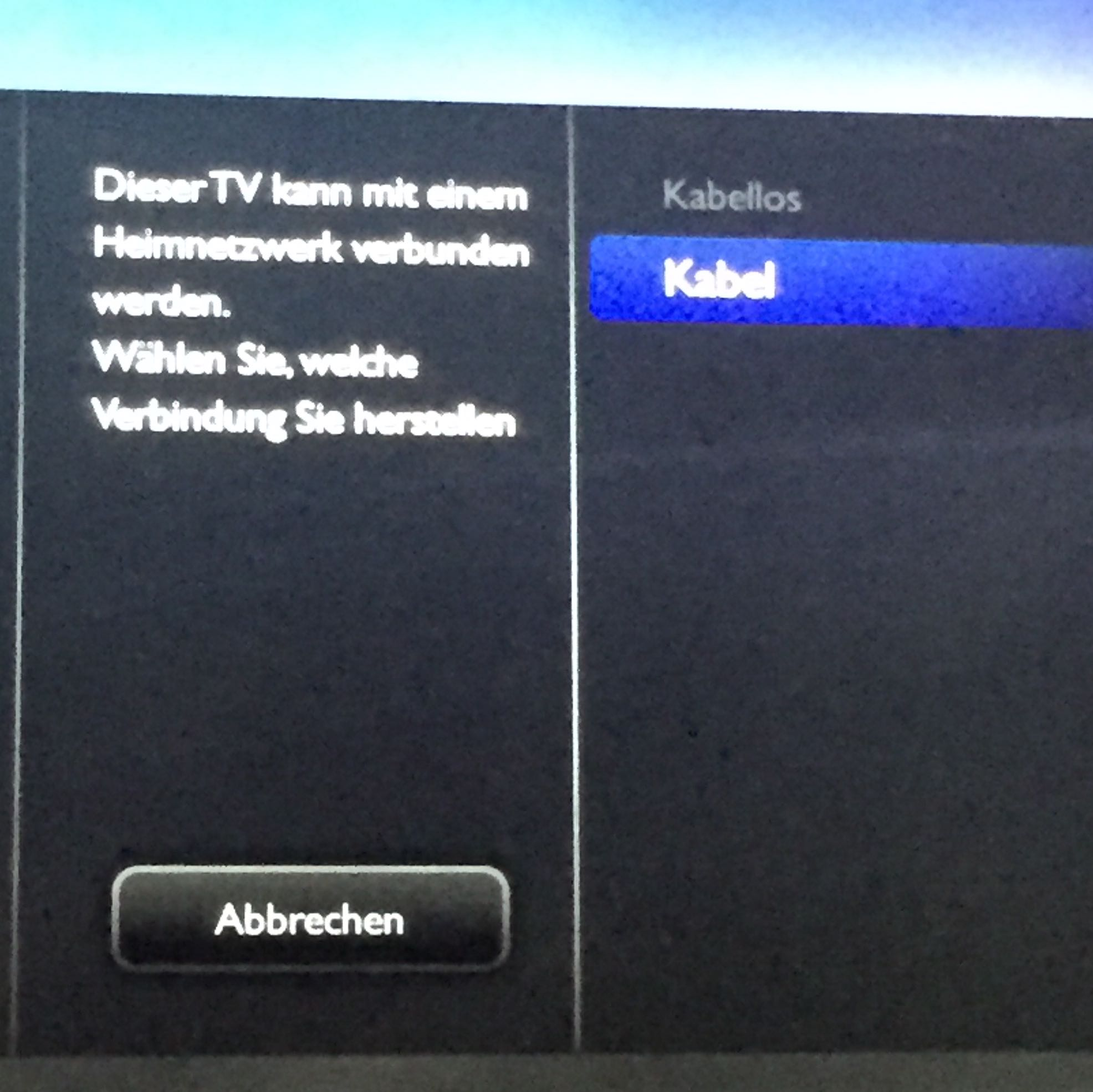 phillips tv mit internet verbinden fernseher philips. Black Bedroom Furniture Sets. Home Design Ideas