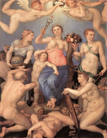 Allegorie des Glücks - (Bilder, Philosophie, Analyse)