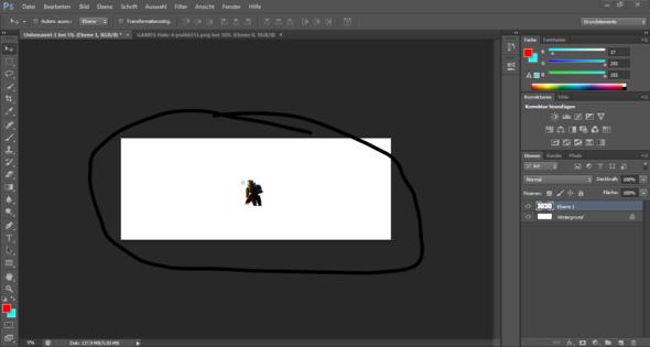 Bild klein! - (Computer, Photoshop CS6, Bild klein)