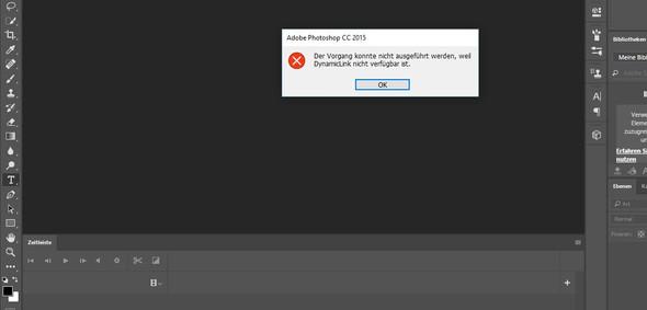 Fehler - (Video, Fehlermeldung, Videobearbeitung)