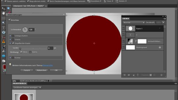 Kreis - (Design, Photoshop, Webdesign)