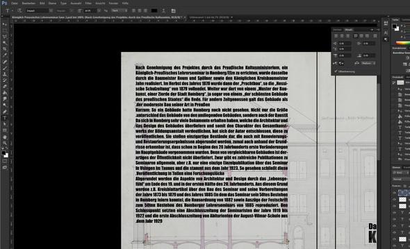 bei den Sätzen nach den Absatzenden stehen die Punkte immer wieder vorne... - (Informatik, Kunst, Literatur)