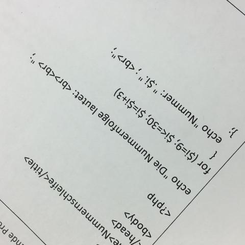 5 zeichen - (PC, Informatik, PHO)