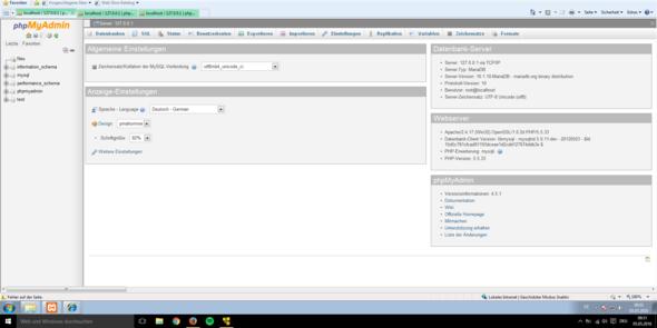 Siehe unten, Fehler auf der Seite - (PHP, MySQL)