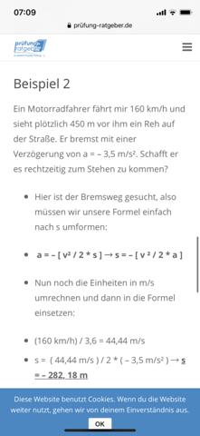 Physik Fragen Quiz