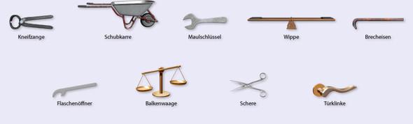 altagsgegenstände - (Schule, Physik, Test)