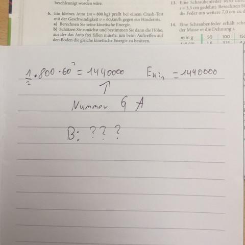 Nummer 6  - (Physik)