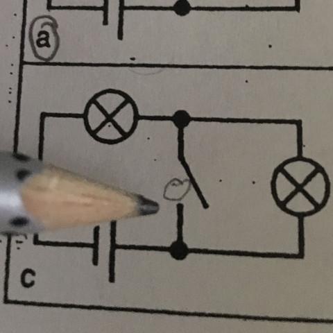 Physik schaltung Lampen? (Lampe)