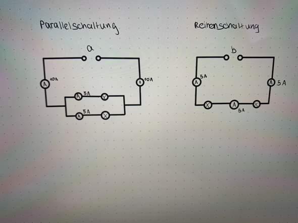 Physik Stromkreise?