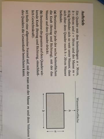 Physikaufgabe hilfe?