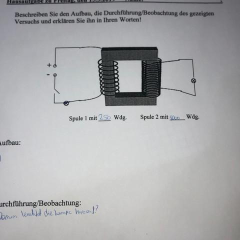 Physikblatt Erklärung ?
