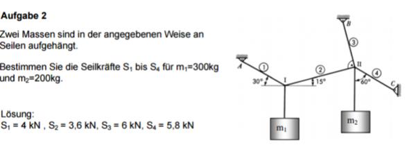 Aufgabe - (Physik, Mathe8)