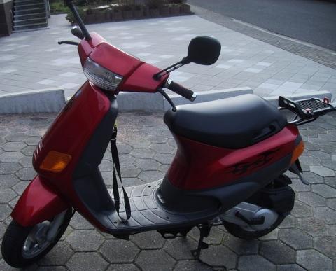 So sieht das Modell aus! - (Roller, Mofa, Moped)
