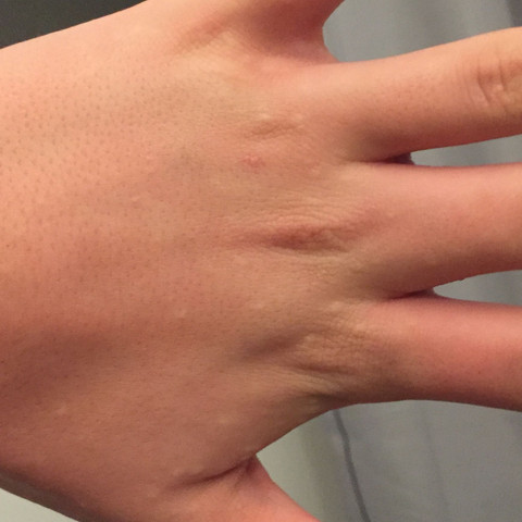 aufsteckbar Spaßfinger Radiergummi