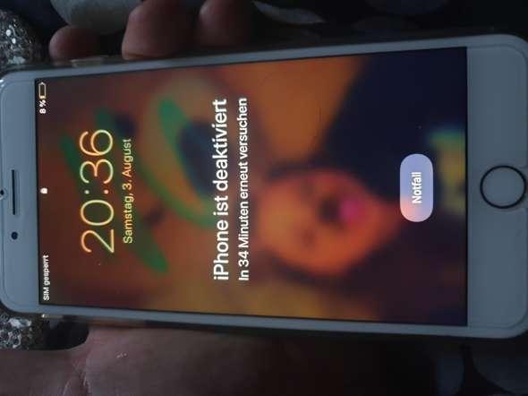 Iphone sperrcode vergessen ohne itunes wiederherstellen