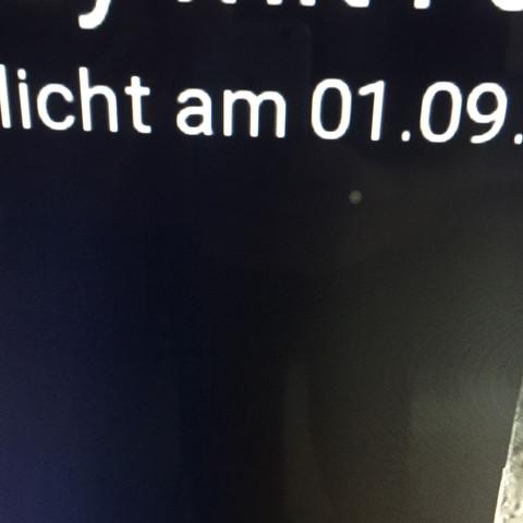Pixelfehler was tun ?? - (Samsung, TV, Fernseher)