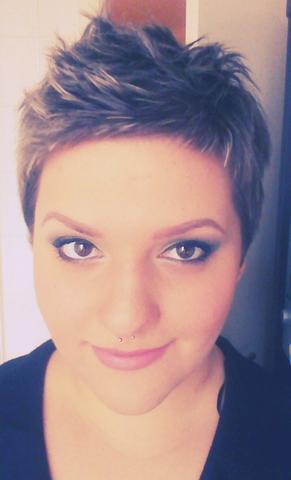 Pixie Cut Diese Frisur Für Ein Schmales Gesicht Geeignet Freizeit