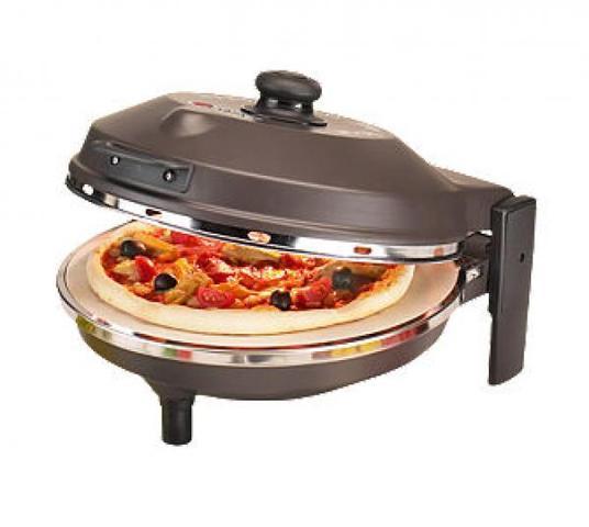 pizzaofen f r den haushalt was taugen die ger te kochen backen italien. Black Bedroom Furniture Sets. Home Design Ideas