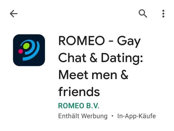 Planet romeo/romeo app?
