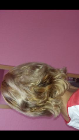 Hier ein bild meiner jetzigen haare. - (Platinblond, Weißblond)