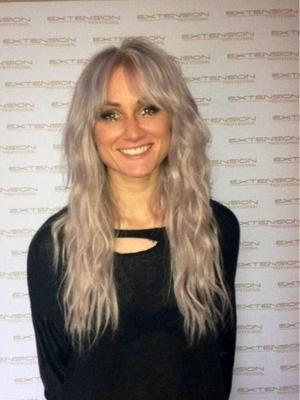 Lou - (Haare, färben, blond)