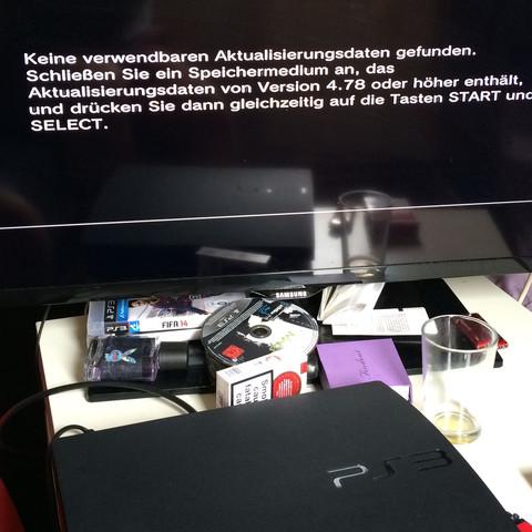 ...... - (Playstation, Festplatte, Aktualisierung)