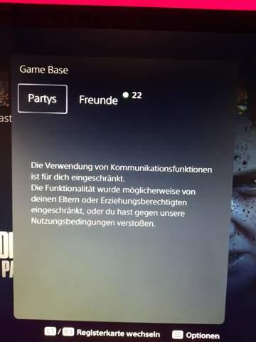 Playstation Bann?