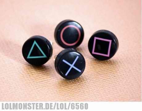 ohrringe - (Playstation, Schmuck)