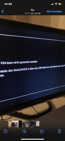 PlayStation verbindet sich nicht mit Controllern?