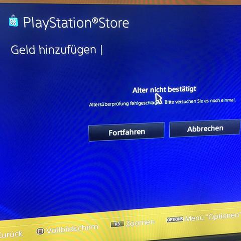 Playstation Zahlungsmethode Funktioniert Nicht Spiele Einkaufen Paysafecard