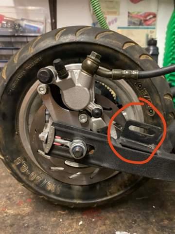 Pocket Bike hydraulische Bremse?