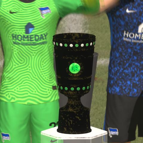 Pokalbug in Fifa 21 Karierremodus?